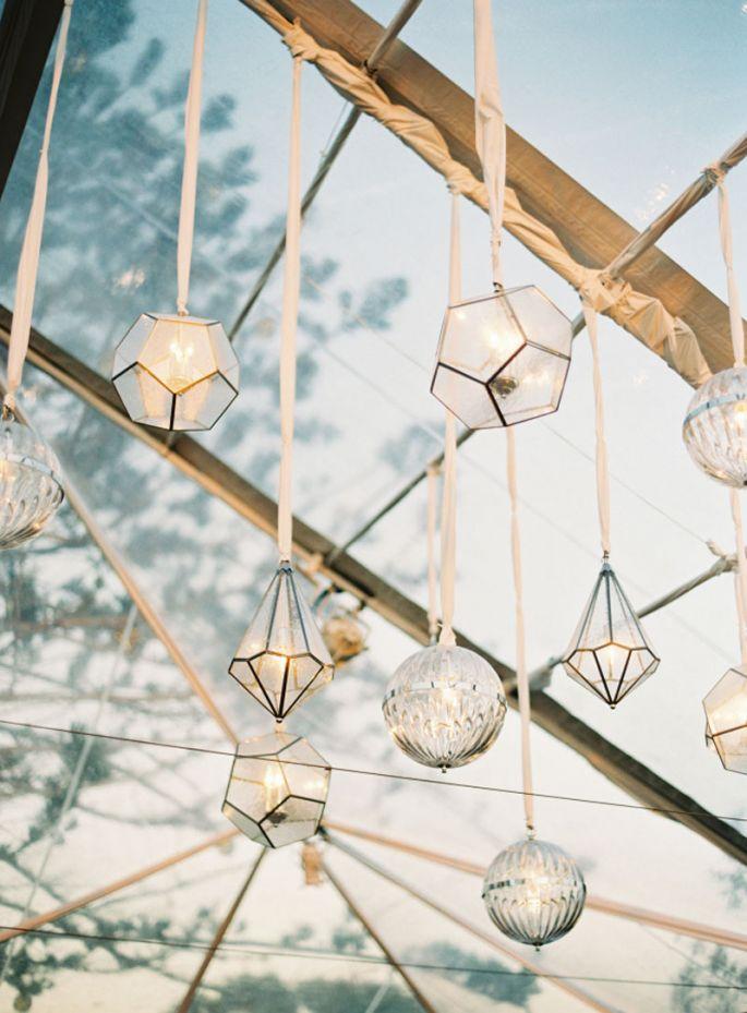 podwieszane lampki